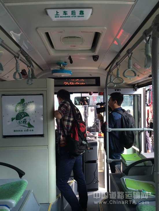 安凯新能源客车亮相第十五届西博会 图文高清图片