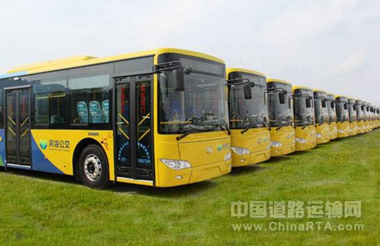 新能源汽车推广最终落实于实际运营中,天津滨海新区公共交通集团