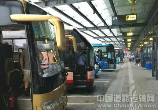 青岛长途汽车站内部图片