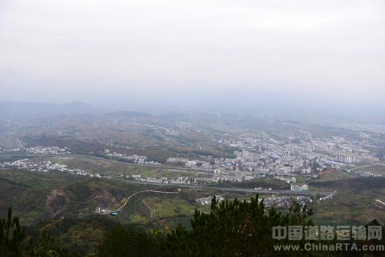 青岛离北京沿途的风景